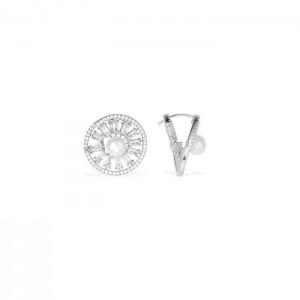 Дамски сребърни обеци APM Monaco AE9711XPL