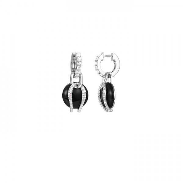 Дамски сребърни обеци Pierre Cardin PCCO90220A