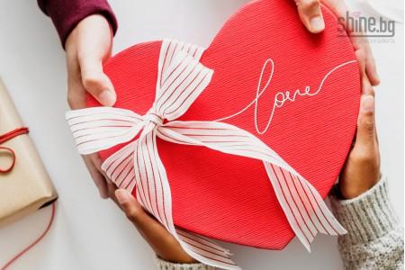 Бижу за Свети Валентин