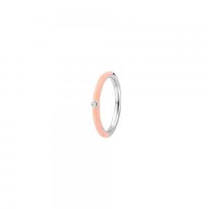 Дамски сребърен пръстен Ti Sento 12225CP
