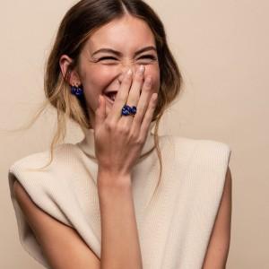 Сребърен пръстен Ti Sento 12237BL