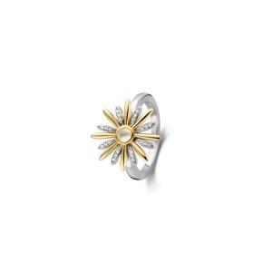 Дамски пръстен от сребро Ti Sento 12243ZY