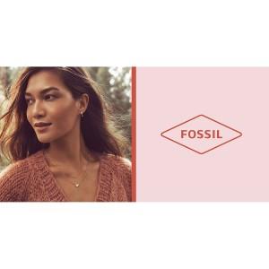 Дамско колие Fossil JF03648791