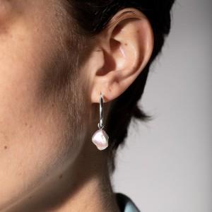 Дамски обеци с перли Paul Hewitt PH003856