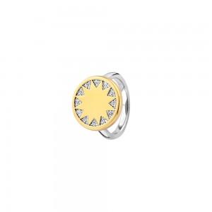 Сребърен дамски пръстен Ti Sento 12215ZY