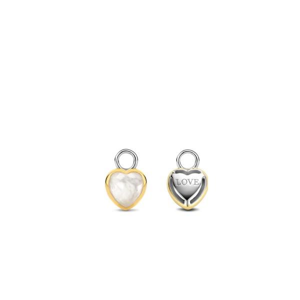 Сребърни висулки за обеци Ti Sento 9238MW