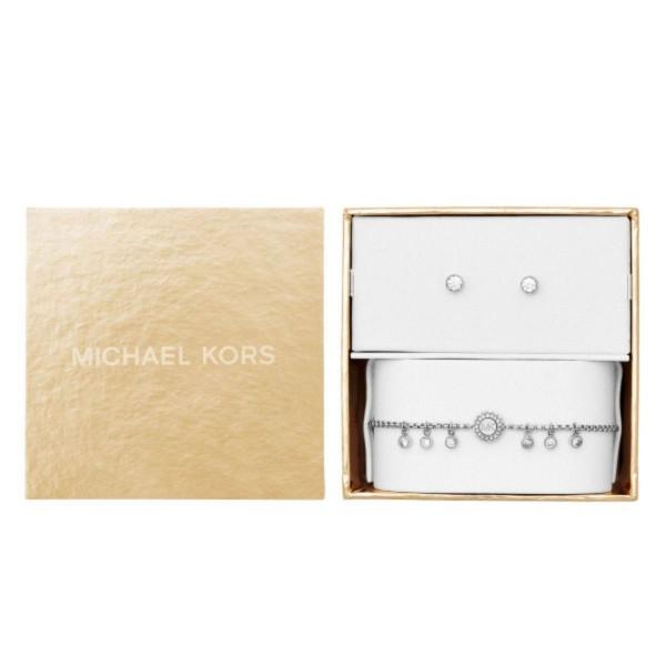 Комплект дамска гривна и обеци Michael Kors MKJ6896040