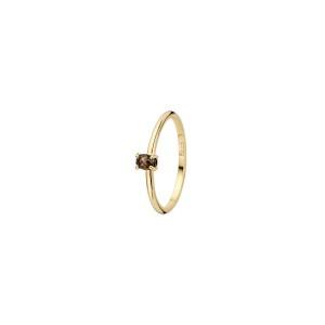 Златен дамски пръстен Blush 1204YSQ
