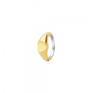 Дамски сребърен пръстен Ti Sento 12221SY