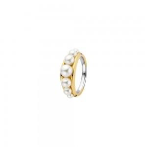 Дамски сребърен пръстен Ti Sento 12232PW