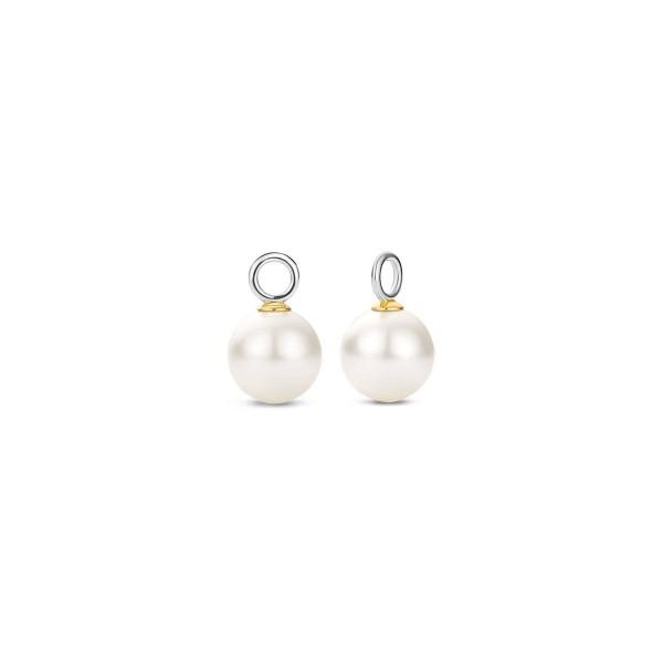 Висулки за обеци с перли Ti Sento 9236PW