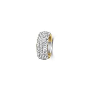 Сребърен пръстен Ti Sento 12234ZY
