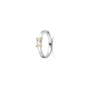 Дамски сребърен пръстен Ti Sento 12247ZY