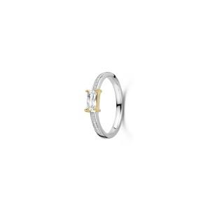 Дамски сребърен пръстен Ti Sento 12248ZY