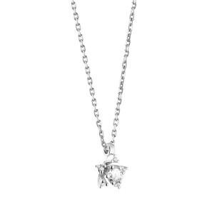 Дамско златно колие с диамант Bliss 20037521