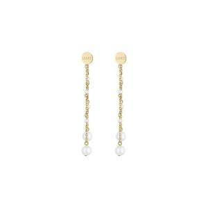 Дамски обеци с перли Liu Jo LJ1505
