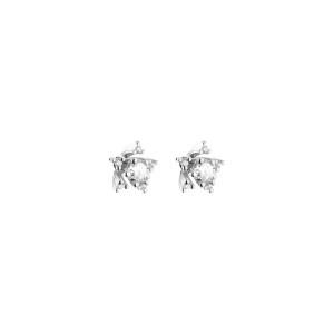 Дамски златни обеци с диаманти Bliss 20037524