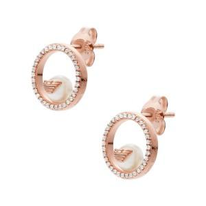 Дамски сребърни обеци Emporio Armani EG3523221