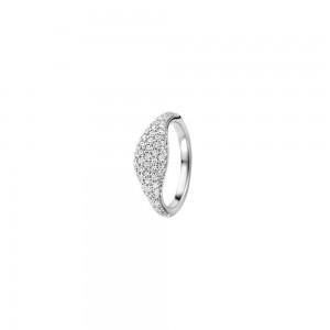 Сребърен дамски пръстен Ti Sento 12223ZI