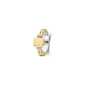 Дамски пръстен от сребро Ti Sento 12240ZY