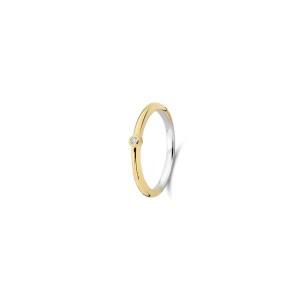 Дамски сребърен пръстен Ti Sento 12249ZY
