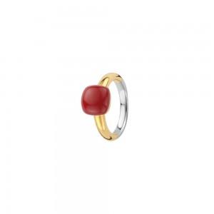 Сребърен дамски пръстен Ti Sento 12187CR