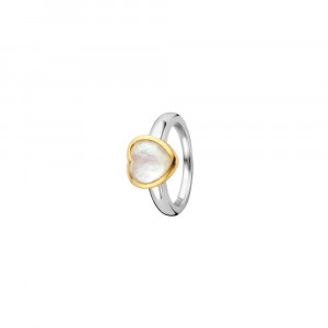 Дамски сребърен пръстен Ti Sento 12219MW
