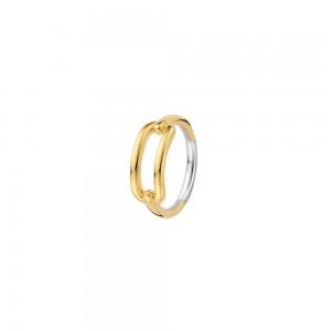 Дамски сребърен пръстен Ti Sento 12229SY