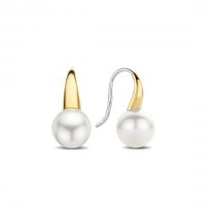 Сребърни обеци с перли Ti Sento 7849PW