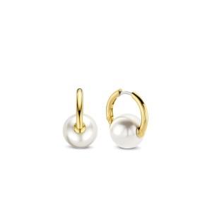 Сребърни обеци с перли Ti Sento 7850PW