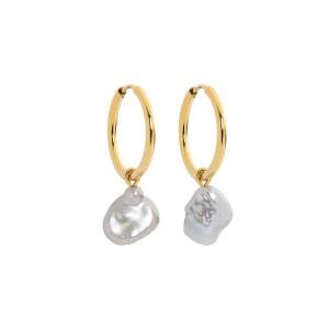 Дамски обеци с перли Paul Hewitt PH003855