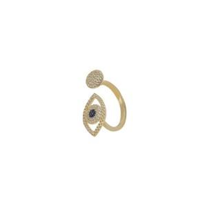 Дамски сребърен пръстен APM Monaco A16766OXY-M