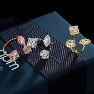 Дамски сребърен пръстен APM Monaco A17432OXY