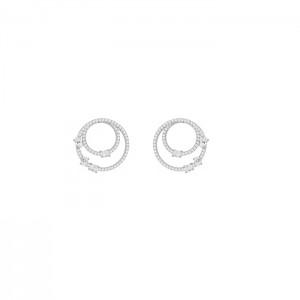 Дамски сребърни обеци APM Monaco AE9455OX