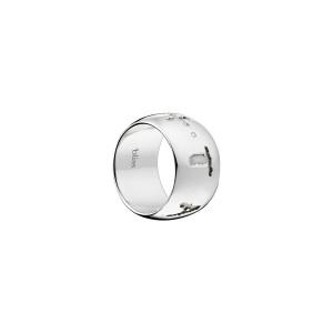 Дамски сребърен пръстен с диамант Bliss 20037479