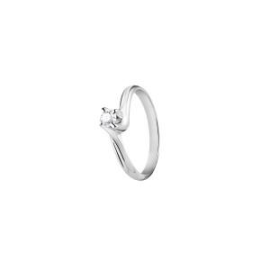 Дамски златен пръстен с диамант Bliss 20060658