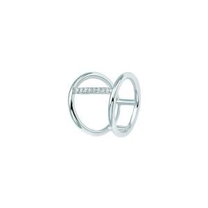 Дамски сребърен пръстен Bliss 20067449