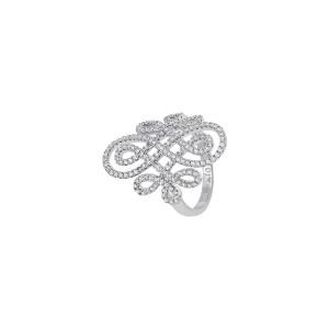 Дамски сребърен пръстен Bliss 20069778
