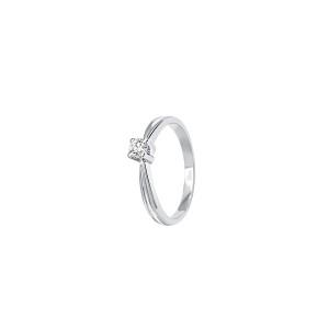 Дамски златен пръстен с диамант Bliss 20069846