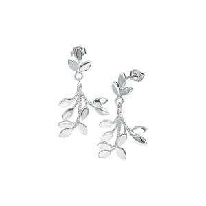 Дамски сребърни обеци Bliss 20071641