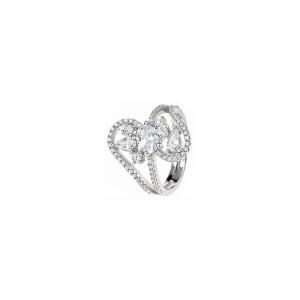 Дамски сребърен пръстен Bliss 20073164
