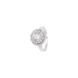 Дамски сребърен пръстен Bliss 20073553