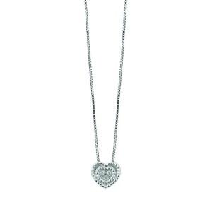 Дамско златно колие с диаманти Bliss 20076772