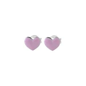 Дамски сребърни обеци Bliss 20077622
