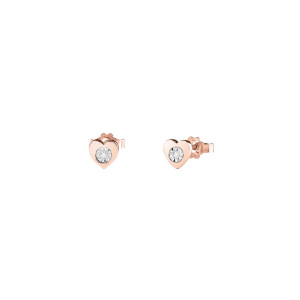Дамски златни обеци с диаманти Bliss 20078392
