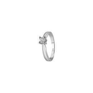 Дамски златен пръстен с диамант Bliss 20081275