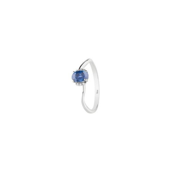 Дамски златен пръстен с диаманти Bliss 20081314