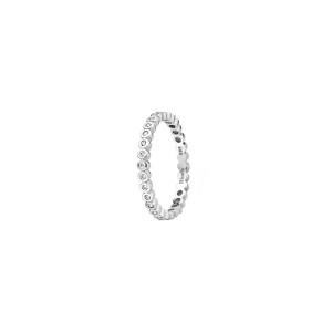 Дамски златен пръстен Blush 1120WZI