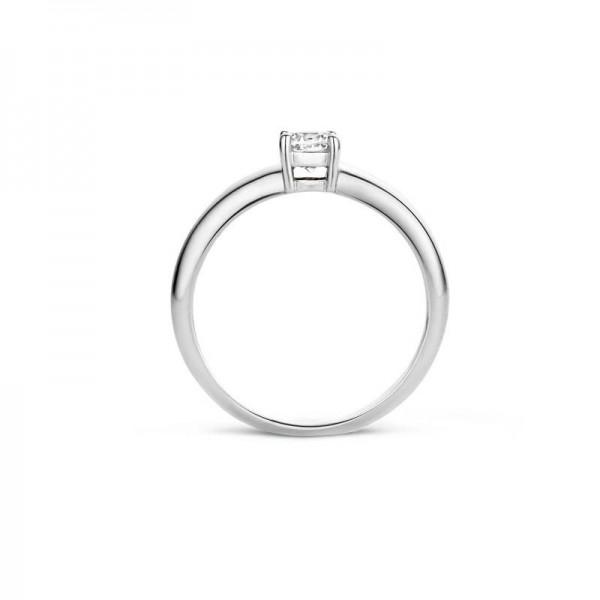 Дамски златен пръстен Blush 1129WZI