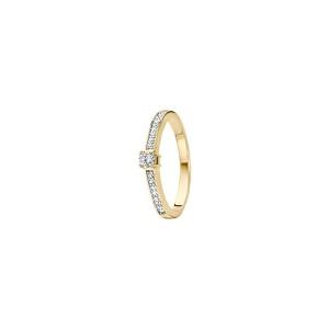 Дамски златен пръстен Blush 1145BZI